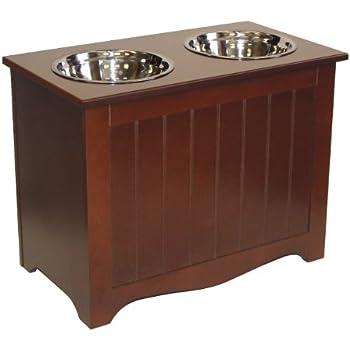 APetProject Large Pet Food Server & Storage Box (Chocolate Brown)LIMIT 1 PER ORDER