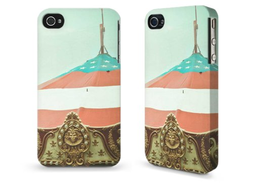 "Hülle / Case / Cover für iPhone 4 und 4s - ""Faire Dawes"" by Joy St.Claire"