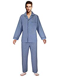f89255c551 Men s Pajama Set Broadcloth Pajamas for Men