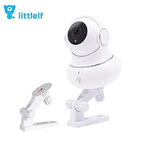 Wireless Security Camera Littlelf 720p Hd Indoor Wifi