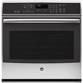 Stainless Steel 30 Single Wall Oven with EvenHeat True