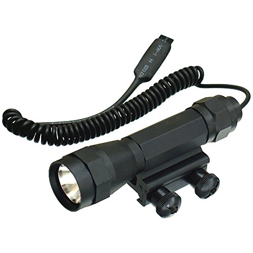 enon Weapon Light with Integral Mount (Xenon Flashlight Torch)