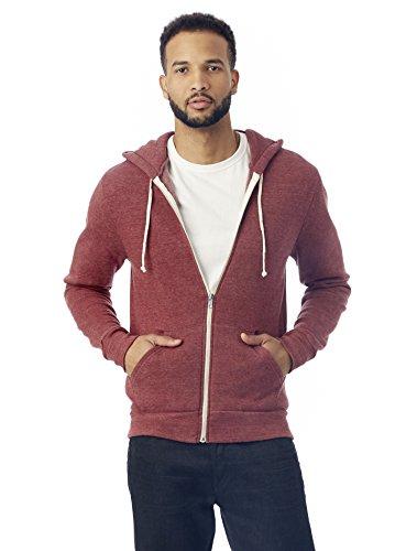 2 Mens Hooded Sweatshirt - 2