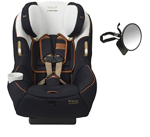 Maxi-Cosi Pria 85 Rachel Zoe Jet Set Special Edition Convertible Car Seat with Back Seat Mirror