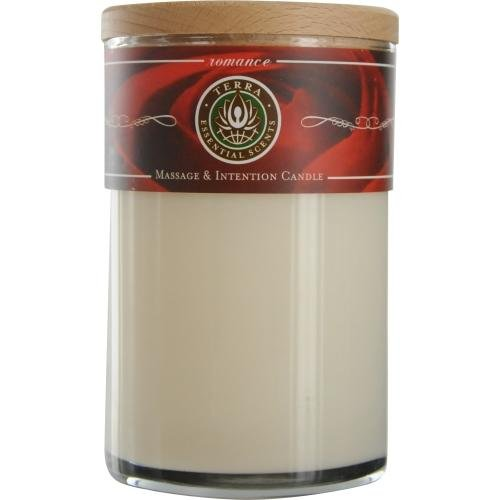 Romance Massage & Intention Soy Candle (Tumbler Lauren Ralph)
