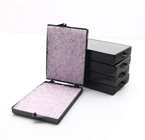 Black Conductive Hinged Plastic Storage Box with Pink 1/4
