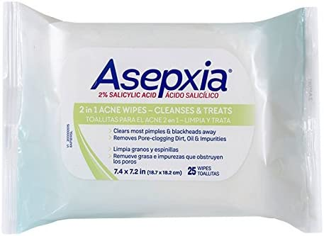acne cleansing wipes