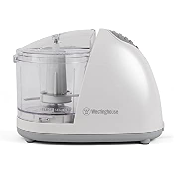 Westinghouse WCH1WA Select Series 1 ½ Cup Electric Food Chopper, White