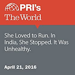 She Loved to Run. In India, She Stopped. It Was Unhealthy.