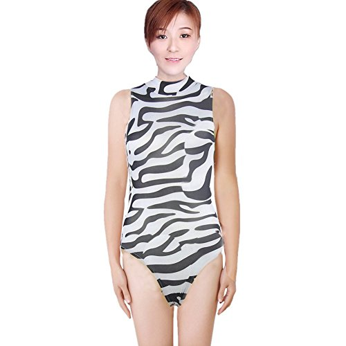 Zebra Turtleneck - 5
