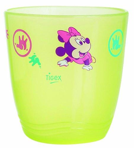 Tigex 348135 - Vaso (sin bisfenol A, apto para microondas), diseño ...