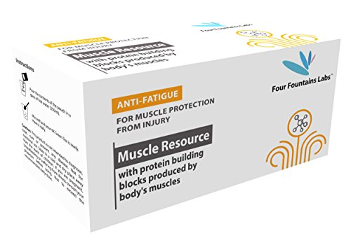 Four Fountains Labs, Muscle Resource containing Glutamine for Muscle Protein and reducing Fatigue