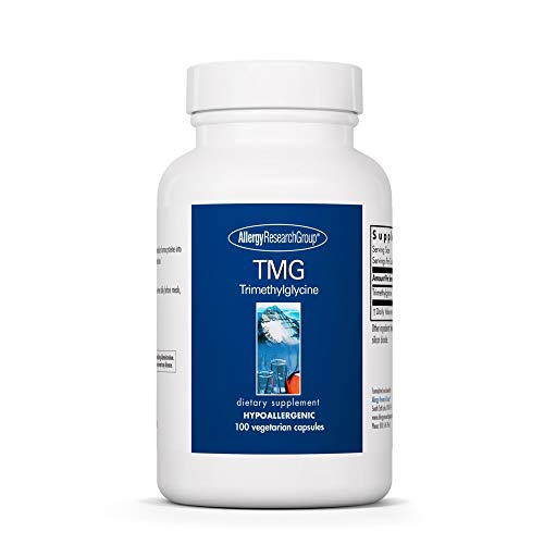 Allergy Research Group TMG 100 Vegetarian Capsules