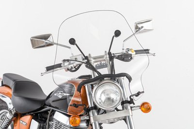 - Slip Streamer Hellfire SS-24 Windshield for 2001-2003 Indian Motorcycles