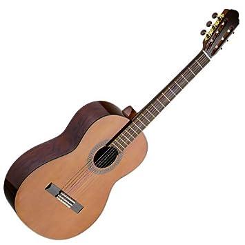 Guitarra acústica AngelLopez C1549 S-CED: Amazon.es: Instrumentos ...