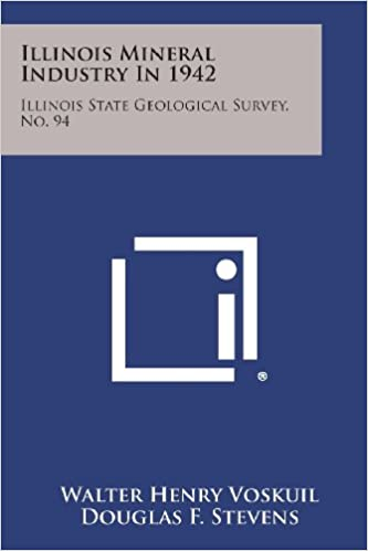 Illinois Mineral Industry In Illinois State Geological - Illinois state geological survey