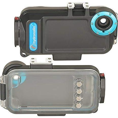 Bajo el agua cámara iPhone se, 5 & 5S Carcasa Sumergible ...