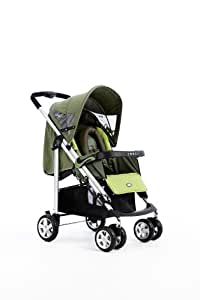Zooper Waltz Stroller, Olive Waves (Discontinued by Manufacturer)