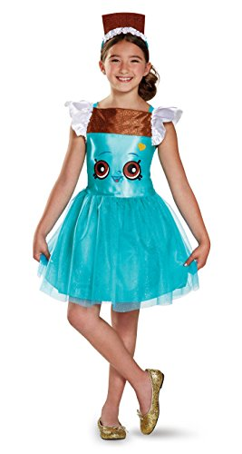 (Cheeky Chocolate Classic Shopkins The Licensing Shop Costume,)