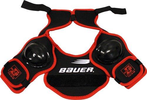 Bauer Junior Shoulder Pads (BAUER HOCKEY SHOULDER PADS YOUTH Size JR MEDIUM Lindros SP88 Boys)