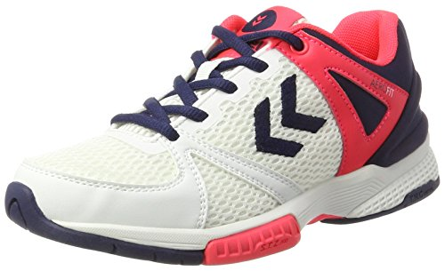 180 De Hb Femme pink Blanc Fitness Ws white Aerocharge Chaussures Hummel aXEfwREq