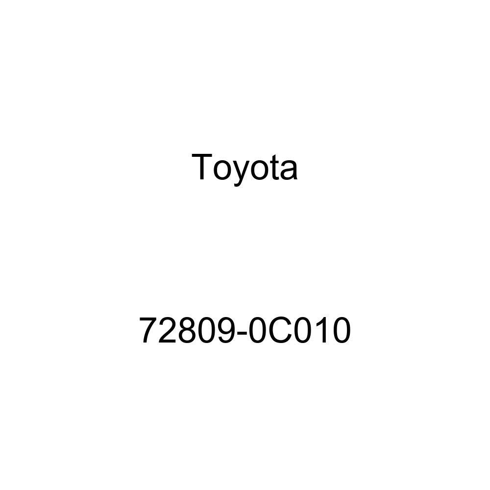 TOYOTA 72809-0C010 Armrest Lock Sub Assembly