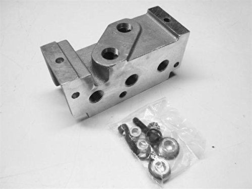 Parker Mb125a-038 Auto 125 Manifold Base 3//8In Npt Mb125a-038