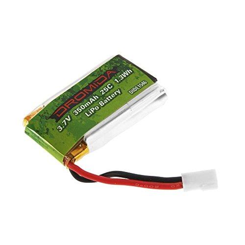 Dromida  LiPo 1S 3.7V 350mAh Battery Verso Quadcop…