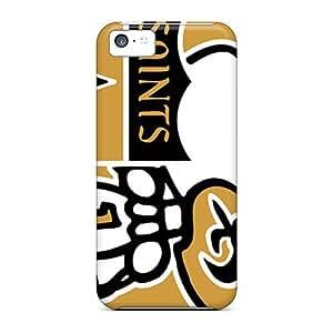 MMZ DIY PHONE CASEiphone 6 4.7 inch DRa19484Podb Provide Private Custom Lifelike New Orleans Saints Image Shockproof Hard Phone Covers -JacquieWasylnuk