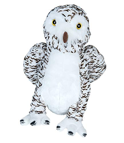 Stuffems Toy Shop Record Your Own Plush The Owl - Ready to Love in A Few Easy Steps