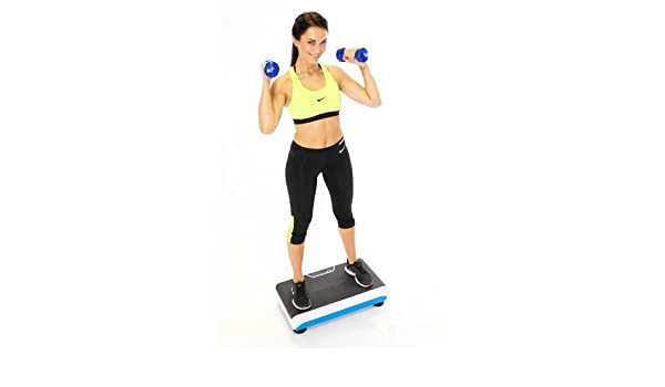 Body Vibe Gravity 14 placa de vibración: Amazon.es: Deportes y aire ...