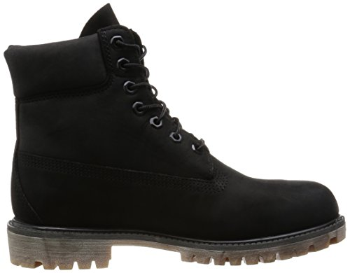 Timberland 6 Inch Premium Boots (A114V), Nero, 44