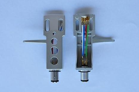 Techics Numark Vestax - Cabezal para Tocadiscos (Incluye Cables ...
