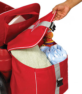 Radio Flyer The Ultimate Comfort Wagon Red Best Deals Toys