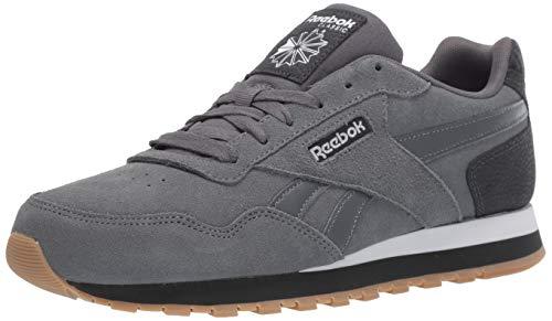 Reebok Men's Classic Harman Run Sneaker Cold Grey/White/Gum 15 M US