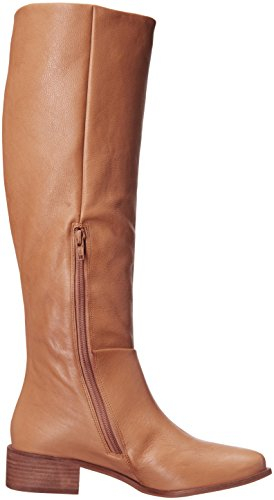 Leather Women's Tumbled Corso Garrison Nude Riding Boot Como Ec 05B5q8w