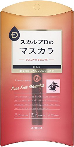 ANGFA Scalp-D Beaute PureFree Mascara Black 0.2 Ounce