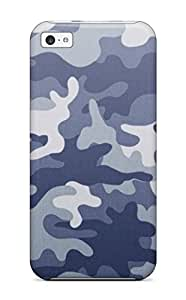 Iphone 5c Case, Premium Protective Case With Awesome Look - Cool Camo