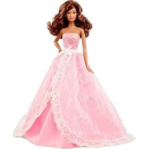 2015 Birthday Wishes Barbie Doll, Hispanic