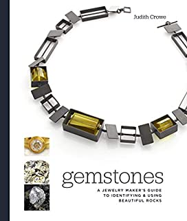 Book Cover: Gemstones: A Jewelry Maker's Guide to Identifying and Using Beautiful Rocks