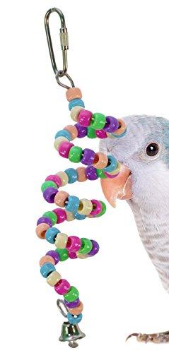 Bonka BIrd Toys 869 MILLET HOLDER BIRD TOY PASTEL parrot cage craft toys cages cockatiel parakeet