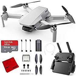 Image of the product DJI Mavic Mini Quadcopter that is listed on the catalogue brand of DJI.
