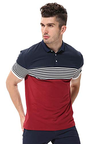41pbNSlTFYL fanideaz Men's Regular Fit Polos