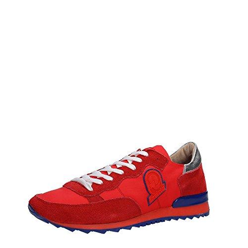 invicta a 4461100 Adulto Rosso Basso Unisex Sneaker Collo r4rdxqwT7
