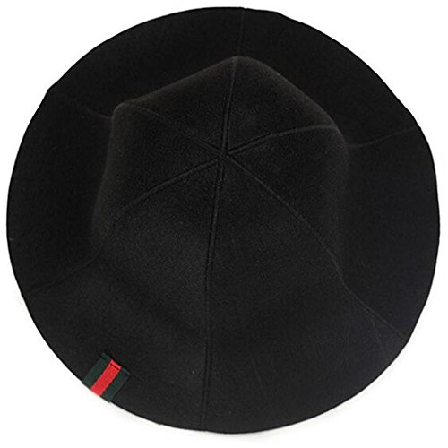 Sombrero de de Moda peludo creativa color sólido ZHAS Personalidad Hat pescador Señoras dark grey sombrero 0w1g4qx