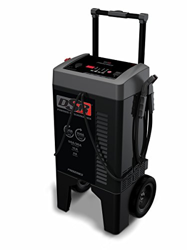 300a Charger - Schumacher DSR123 15/30/70/300A 12/24V Fully Automatic Wheel Charger