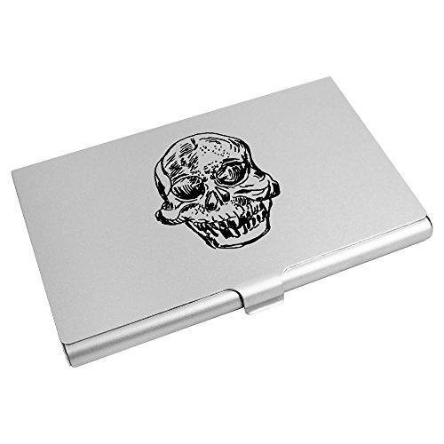 Wallet Card Azeeda Card 'Scary CH00011259 Skull' Business Holder Credit xHZA4w