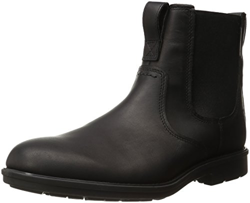 Self Cleaning Dual Fan - Timberland Men's Carter Notch PT Chelsea Boot, Black Full Grain, 12 M US