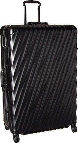 Tumi Unisex 19 Degree Aluminum Worldwide Trip Packing Case Matte Black One (Trip Packing Case)