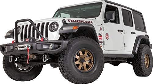 WARN 102346 Front Bumper